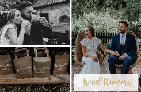Real Wedding: Bruiloft Karel & Daniëlle (Travel Rumors)