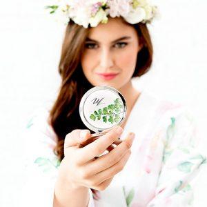 bruiloft-decoratie-zakspiegeltje-monogram-greenery-gepersonaliseerd-6