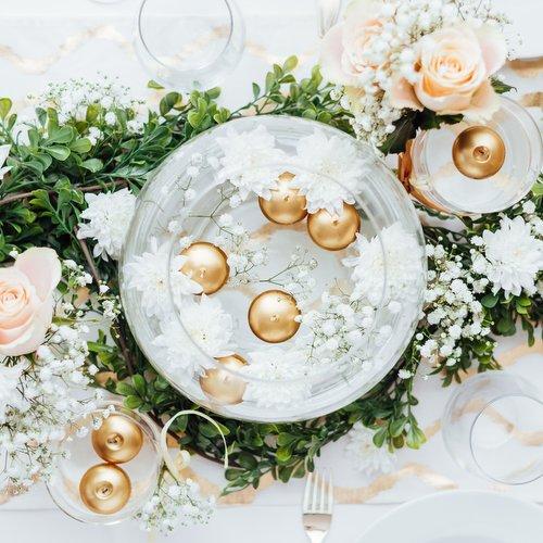 bruiloft-decoratie-drijfkaars-metallic-gold-3
