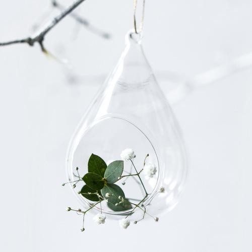bruiloft-decoratie-glazen-ornament-colourless-drop
