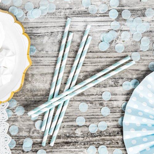 bruiloft-decoratie-papieren-rietjes-streep-light-blue-3