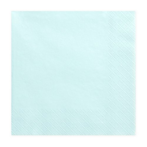 bruiloft-decoratie-servetten-light-sky-blue