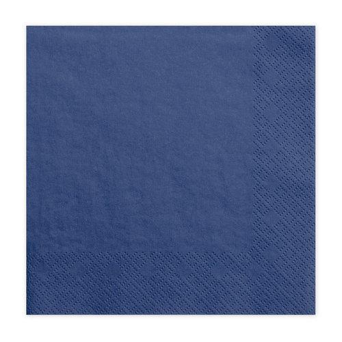 bruiloft-decoratie-servetten-navy-blue