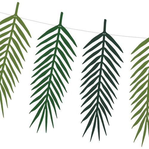 bruiloft-decoratie-slinger-tropical-leaves-2