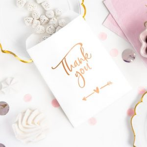 bruiloft-decoratie-snoepzakjes-thank-you-rose-gold-2