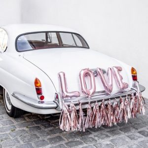 bruiloft-decoratie-autodecoratie-kit-love-rosegoud