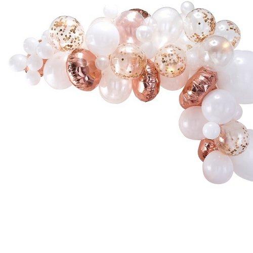 bruiloft-decoratie-ballonnenboog-rose-gold (3)