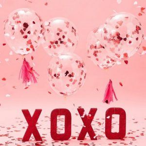 bruiloft-decoratie-confetti-ballonnen-red-hearts-be-my-valentine-2