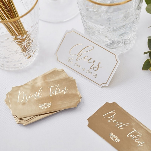bruiloft-decoratie-drank-tokens-gold-wedding