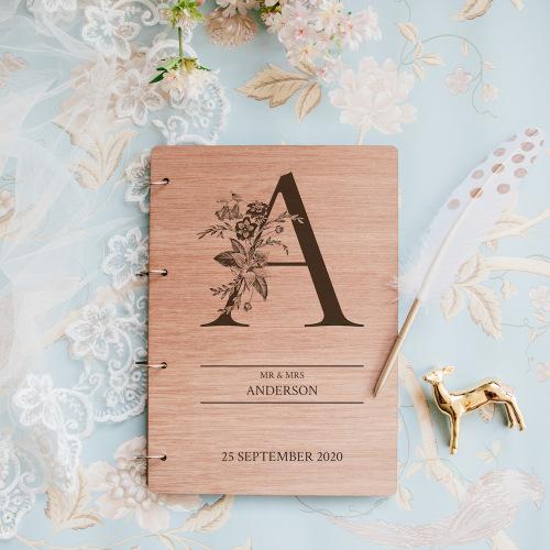 bruiloft-decoratie-gastenboek-hout-letter