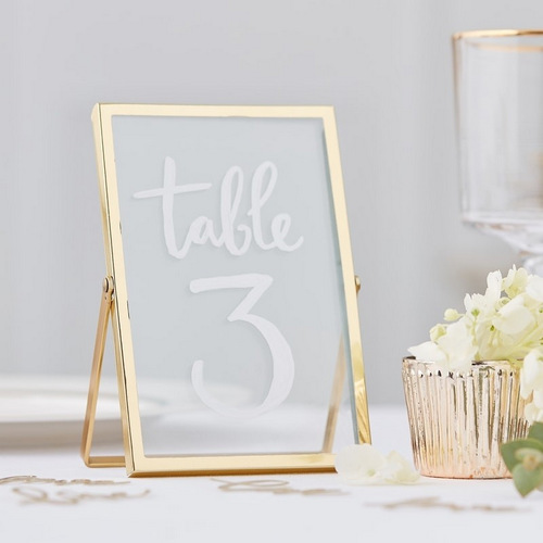 bruiloft-decoratie-gouden-foto-frame-gold-wedding (2)