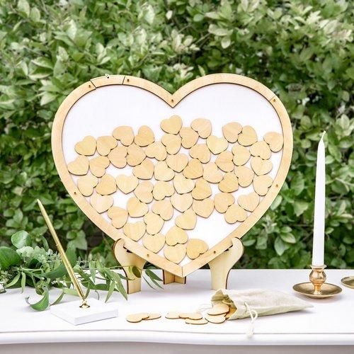 bruiloft-decoratie-houten-frame-gastenboek-bohemian-heart-3