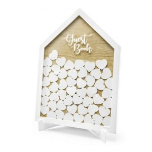 bruiloft-decoratie-houten-frame-gastenboek-white-hearts