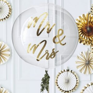 bruiloft-decoratie-mega-orb-ballon-mr-mrs-gold-wedding (2)