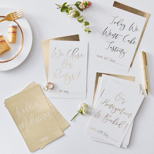 bruiloft-decoratie-milestone-cards-gold-wedding (2)
