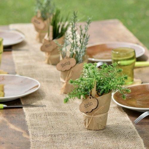 bruiloft-decoratie-nep-plantje-rozemarijn (2)