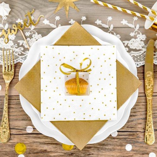 bruiloft-decoratie-servetten-golden-dots-3