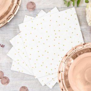 bruiloft-decoratie-servetten-golden-dots-6