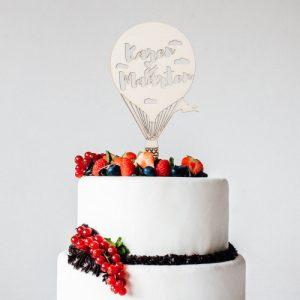 bruiloft-decoratie-taarttopper-luchtballon-gepersonaliseerd