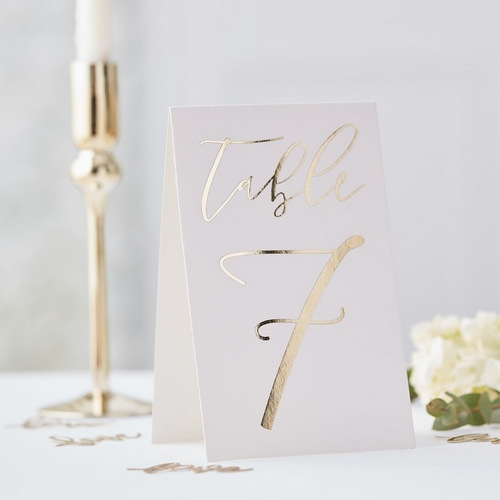 bruiloft-decoratie-tafelnummers-gold-wedding (2)