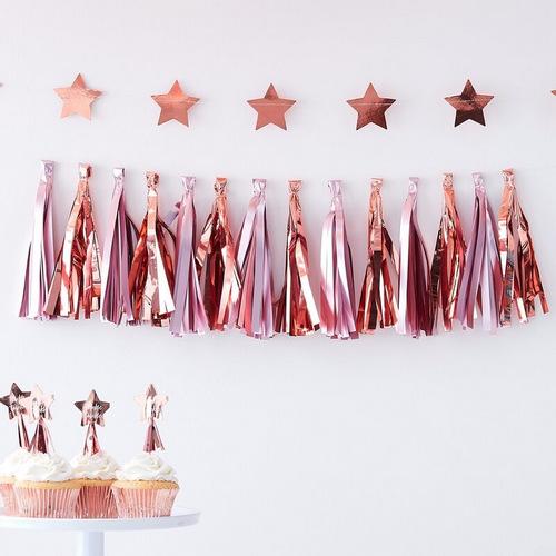 bruiloft-decoratie-tasselslinger-pink-rose-gold-twinkle-twinkle-2