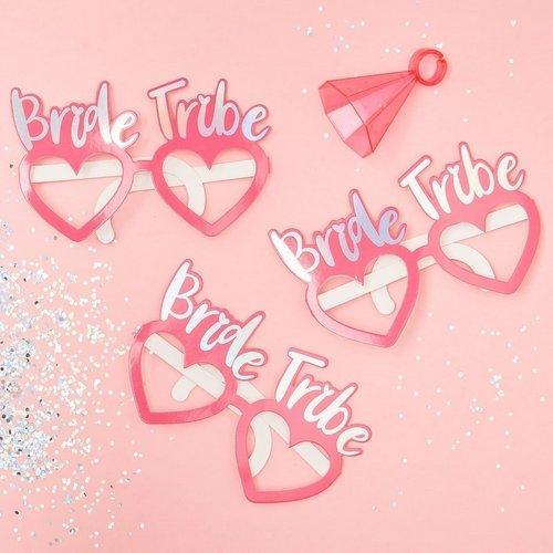 vrijgezellenfeest-decoratie-bride-tribe-brillen