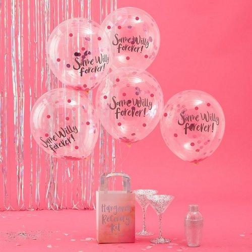 vrijgezellenfeest-decoratie-confetti-ballonnen-same-willy-forever-bride-tribe (1)