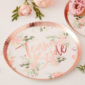 vrijgezellenfeest-decoratie-papieren-bordjes-team-bride-floral-hen (2)