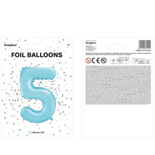bruiloft-decoratie-mega-folieballon-blauw-cijfer-5-3