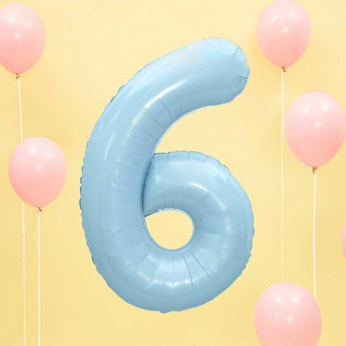 bruiloft-decoratie-mega-folieballon-blauw-cijfer-6-1