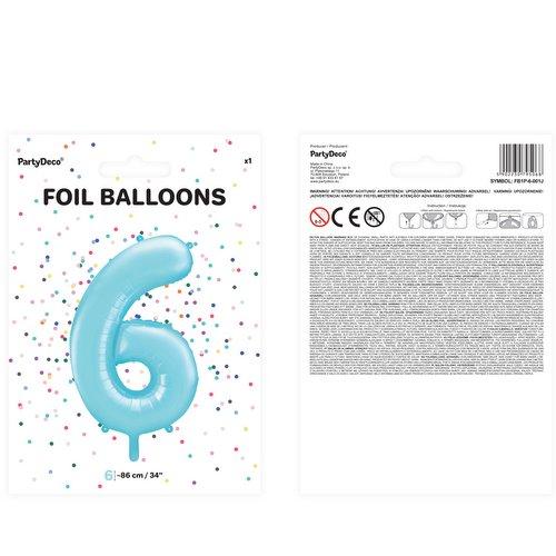 bruiloft-decoratie-mega-folieballon-blauw-cijfer-6-3
