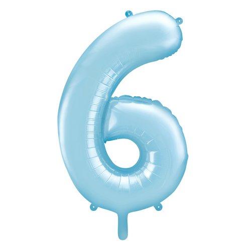 bruiloft-decoratie-mega-folieballon-blauw-cijfer-6