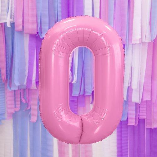 bruiloft-decoratie-mega-folieballon-roze-cijfer-0-2