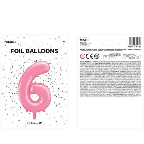 bruiloft-decoratie-mega-folieballon-roze-cijfer-6-2