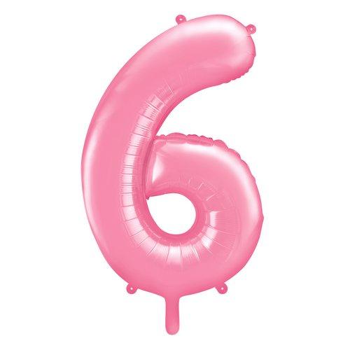 bruiloft-decoratie-mega-folieballon-roze-cijfer-6