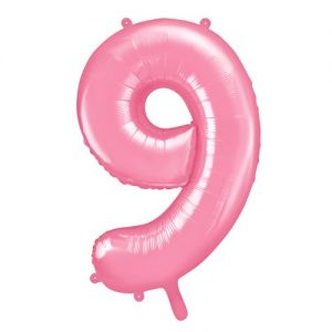 bruiloft-decoratie-mega-folieballon-roze-cijfer-9