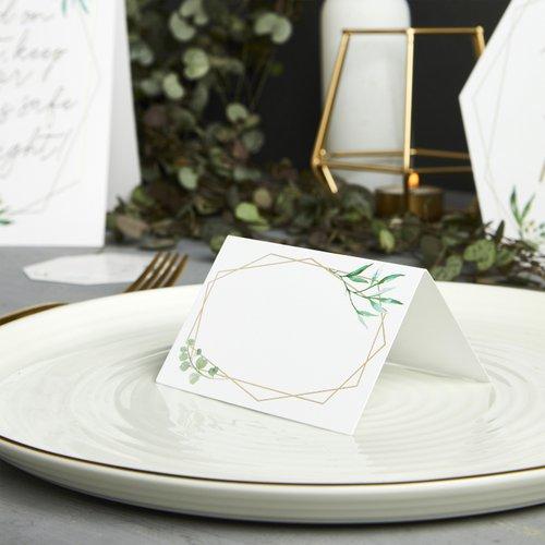 bruiloft-decoratie-plaatskaartjes-geometric-greenery-2