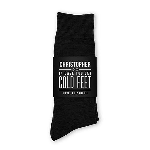 bruiloft-decoratie-sokken-cold-feet-gepersonaliseerd
