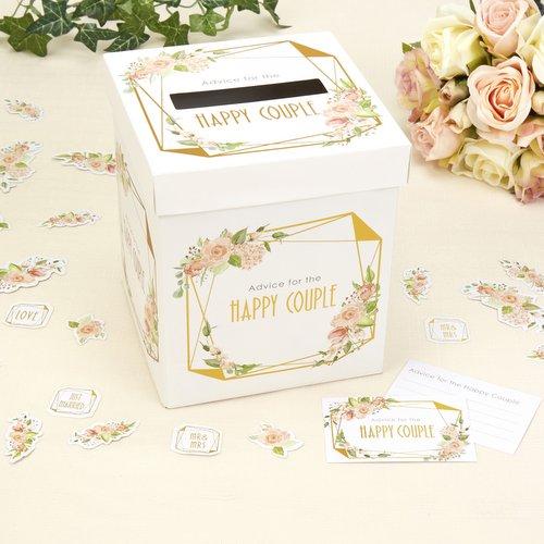 bruiloft-decoratie-wedding-wishes-box-geo-floral