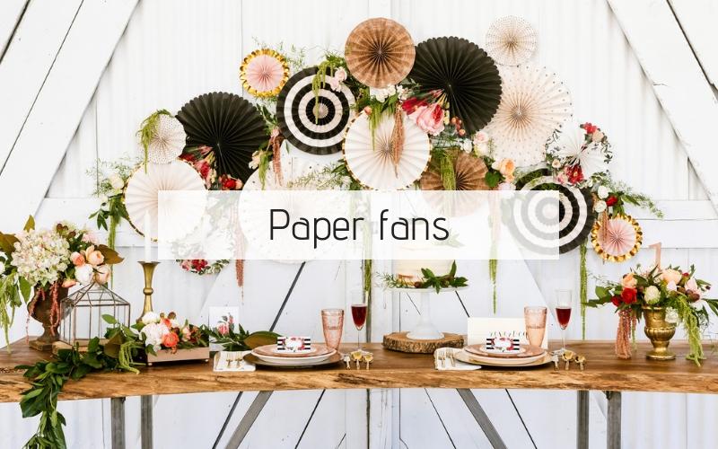 paper-fans