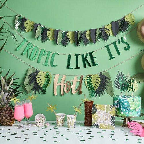 bruiloft-decoratie-slinger-tropical-leaf-2