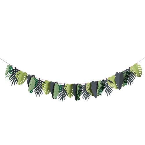 bruiloft-decoratie-slinger-tropical-leaf-3
