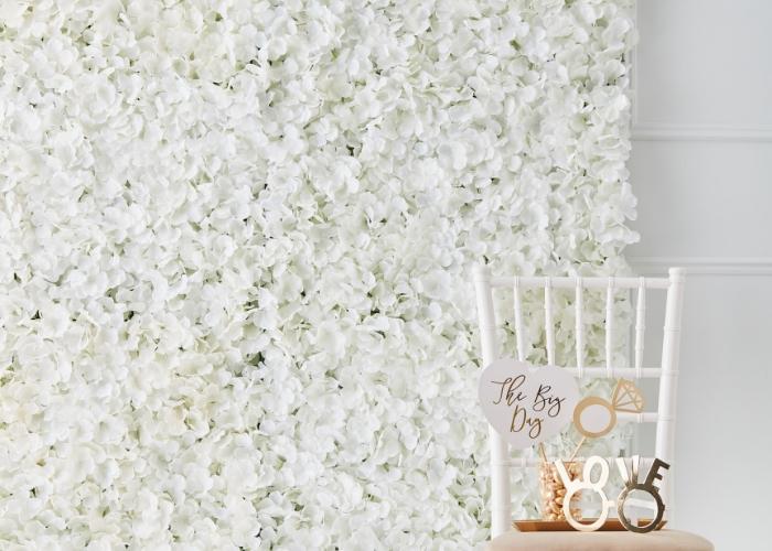 Zelf Een Flower Wall Maken Bruiloft Decoratie What A