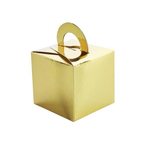 bruiloft-decoratie-ballongewicht-doosje-goud