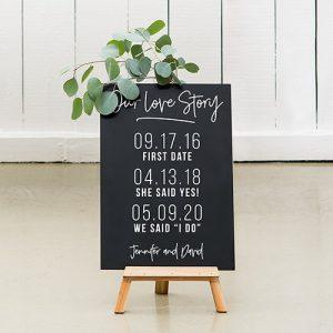 bruiloft-decoratie-krijtbord-love-story-dates-gepersonaliseerd-3