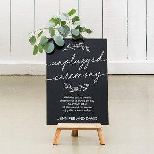 bruiloft-decoratie-krijtbord-unplugged-ceremony-gepersonaliseerd-3