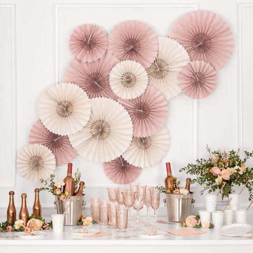 bruiloft-decoratie-paper-fans-beige-2