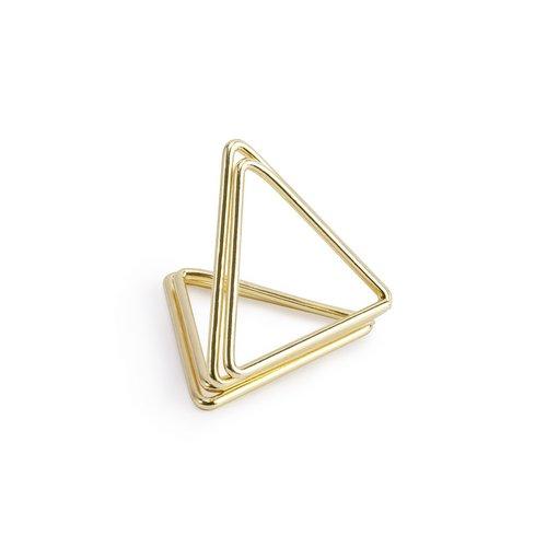 bruiloft-decoratie-plaatskaarthouders-triangle-goud