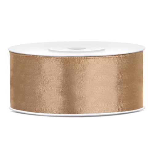 bruiloft-decoratie-satijnlint-25mm-goud