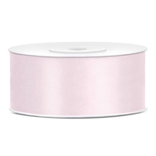 bruiloft-decoratie-satijnlint-25mm-poeder-roze